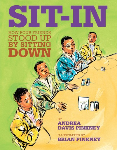 Celebrating Black History? Here are over 30 picture book titles celebrating the accomplishments of African Americans.