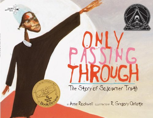 Celebrating Black History? Here are over 30 picture book titles celebrating the accomplishments of African Americans (Sojourner Truth).