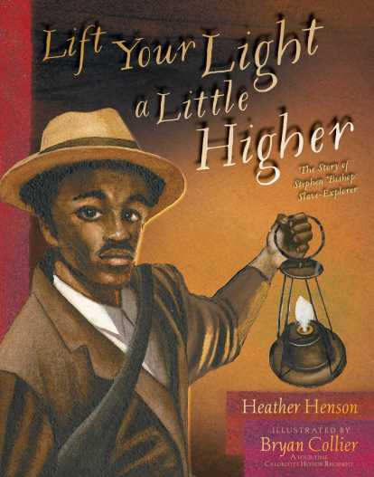 Celebrating Black History? Here are over 30 picture book titles celebrating the accomplishments of African Americans (Stephen Bishop).