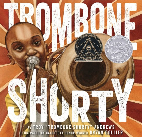Celebrating Black History? Here are over 30 picture book titles celebrating the accomplishments of African Americans (Troy Andrews).