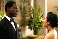 Shonda Rhimes deve avere un problema con i matrimoni. Questo è quello di Burke e Cristina, sfumato sull'altare. Lui la lascia sull'altare, sì