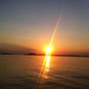 Wandoor sunset