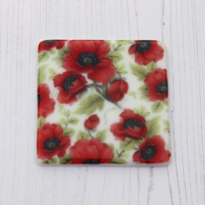 The Poppy Collection Archives - Sparkly Place Fused Glass and Jewellery
