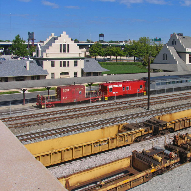 Southern Railway Freight Depot Renovation Sparkman
