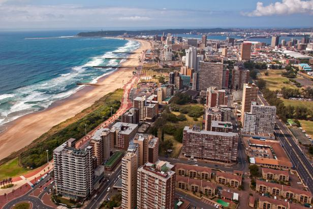 South africa african countries for vacation