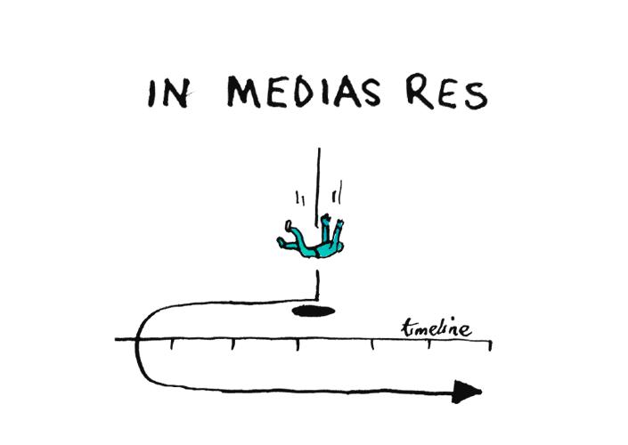 inmediasres
