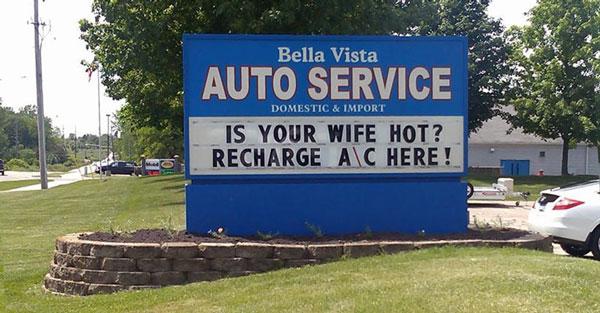 Auto Body Shop Slogans
