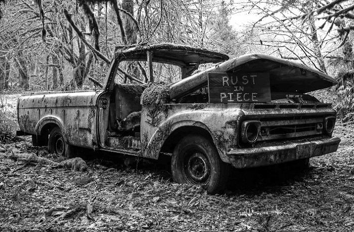 Jon Barnes - Rust in Piece