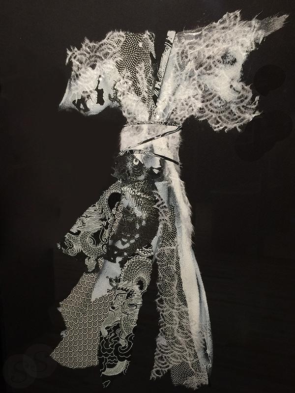 Paula Des Jardins - Shikkoku To Shiro No Kimono I