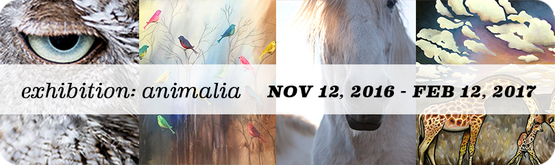 Animalia / A Group Show of San Diego Artists