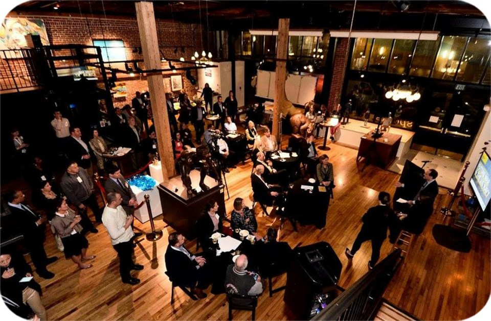 Corporate events in a unique San Diego event space