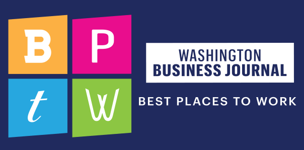 Washington Business Journal 2017 Best Places to Work