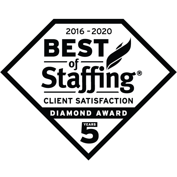 2020 Best of Staffing Client Satisfaction Diamond Award | Best Staffing Firms