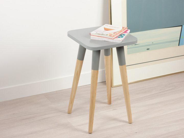 Scandinavian Design Side Table Small