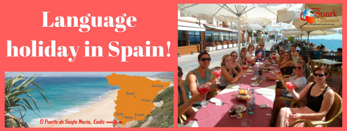 Language Holidays in Spain