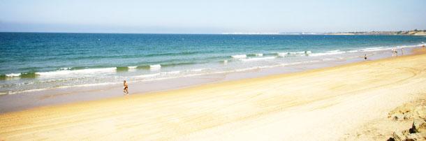 El Puerto de Santa Maria beaches