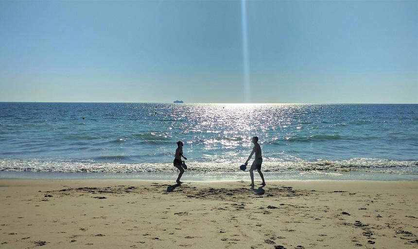 Playa de las Redes El Puerto de Santa Maria