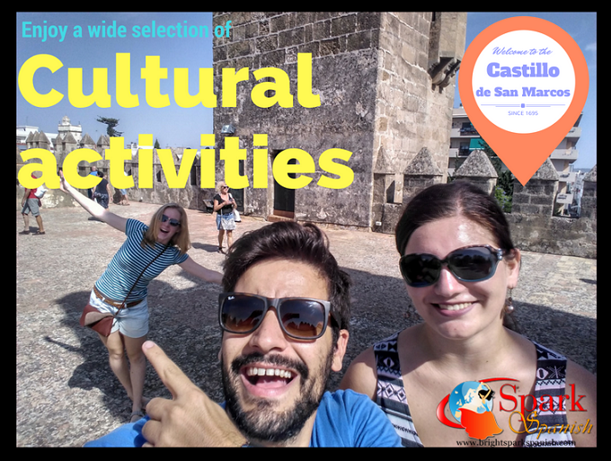 Cultural activities at Spark