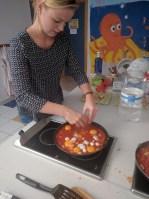 Huevos de la Flamenca
