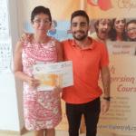 Jeannine van Brussel student review