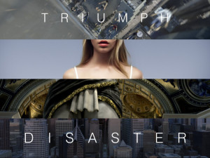 Pierre's upcoming short film: Triumph and Disaster