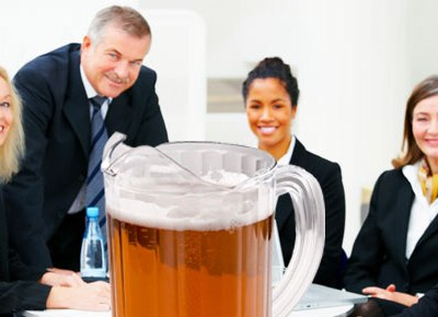 3 Tips for Drinking with Coworkers: An (ab)users guide