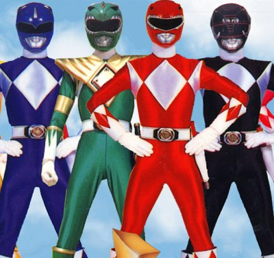 This Is A Power Rangers Movie I Can Get Behind