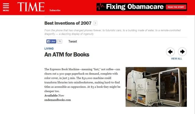 book atm