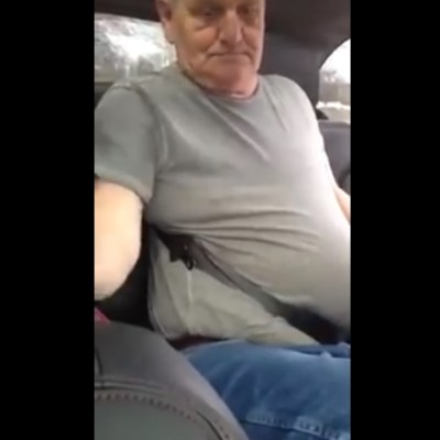This 71 Year Old Stuck In A Seat Belt Is The Funniest Thing You'll See Today