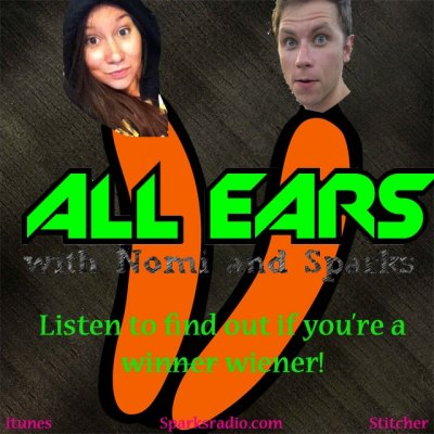 All Ears with Nomi and Sparks Ep 101k: Let's Talk About Chedder From Cali!