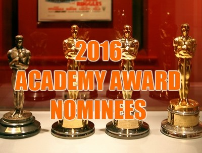 The 2016 Academy Awards Nominees