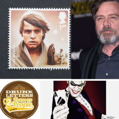 Drunk Letters to Famous People Episode 28: Mark Hamill