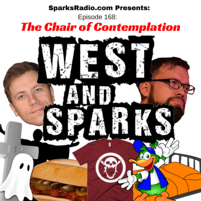 West and Sparks TIMED Podcast Ep 168: The Chair of Contemplation