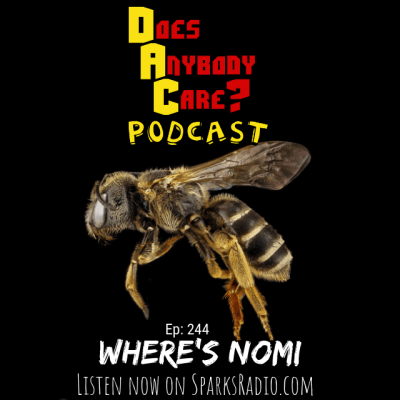 Ep 244: Where's Nomi – Does Anybody Care Podcast