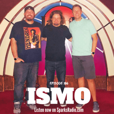 Ismo : Sparks Radio Podcast Ep 186