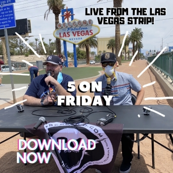 5 On Friday 05/22/20 : Sparks Radio Podcast Ep 200