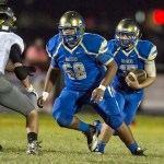 Reed avoids scare from Galena