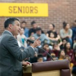 Sandoval announces 'Year of STEM' during Sparks High School visit