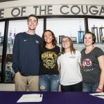 Four Spanish Spring seniors sign national letters of intent