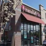 Local frozen yogurt shop gives back