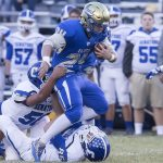 Raiders 'hit their stride' in 35-0 rout of Caron
