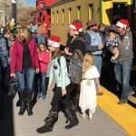 Railroad Museum Steams up for Santa Trains