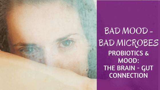 Bad mood – bad microbes