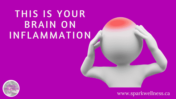 Title: this your brain on inflammation