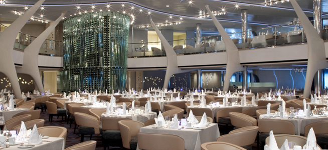 Image result for celebrity eclipse main dining