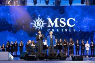 MSC Bellissima Main Ceremony-07