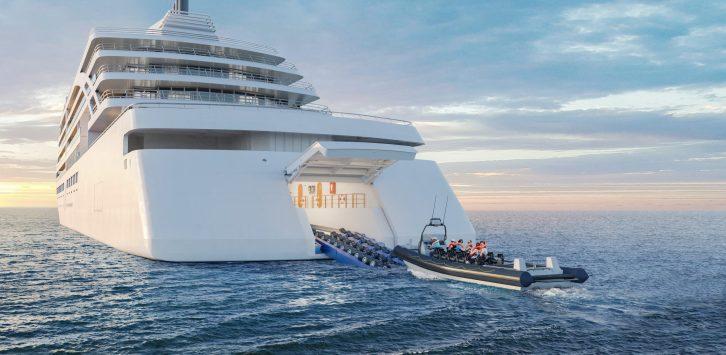 Viking Expedition Ship The Hangar (B)
