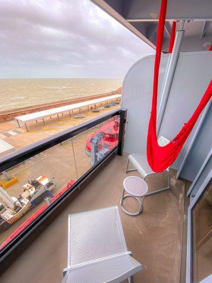 Scarlet Lady - Balcony Cabin
