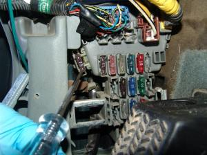 Sparky's Answers  1996 Honda Accord, Fuse Location For Turn Signals