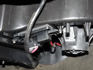 Sparky's Answers  2005 Chevrolet Silverado Blower Inop